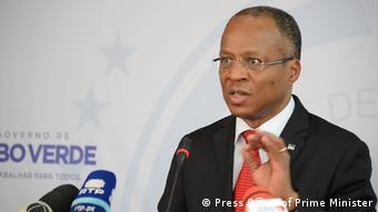 Kap Verde Ministerpräsident Ulisses Correia e Silva
