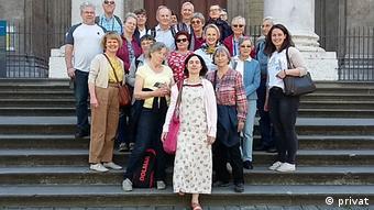Vikarin Selma Horn, reformierte Gemeinde Leipzig Leipzig Deutschland NEU
