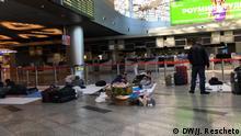 Flughafen Wnukowo Moskau Russland