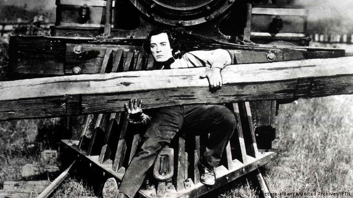 Años 1920: El maquinista de La General (1926 - EE.UU.)