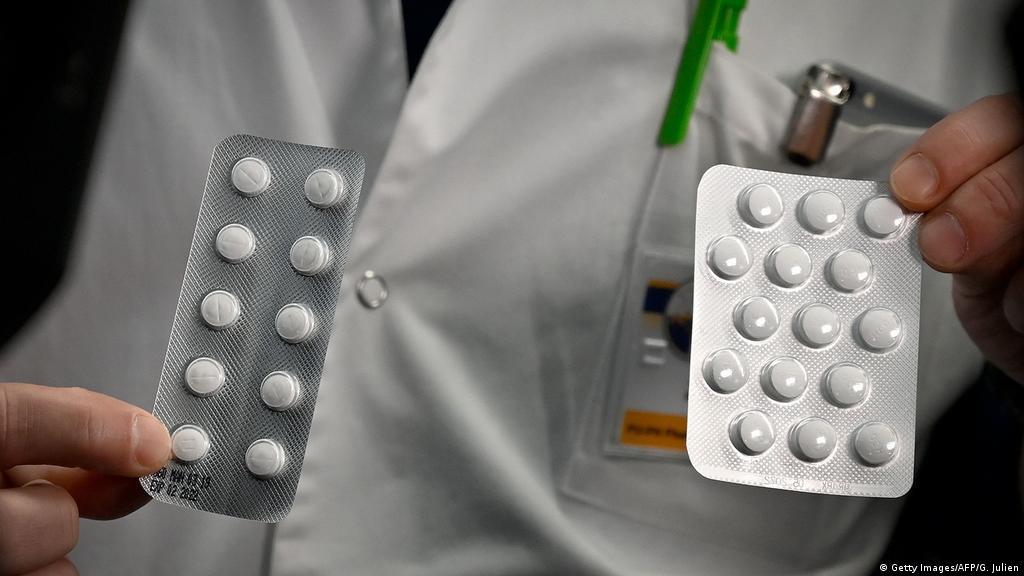 Os remédios que estão sendo testados contra o coronavírus no mundo   Novidades da ciência para melhorar a qualidade de vida   DW   09.04.2020