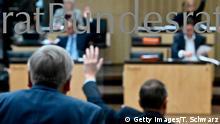 Deutschland Bundesrat Abstimmung