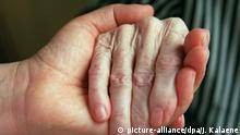 Die helfende Hand