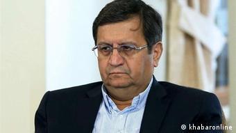 Abdonnaser Hemmati, Direktor der Zentralbank Iran