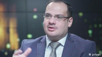 محمد عايش المحلل السياسي وخبير الشؤون الأوروبية