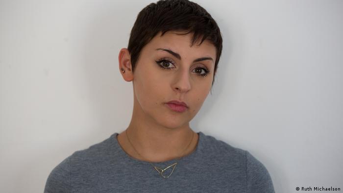 Journalistin Ruth Michaelson wurde letzte Woche aus Ägypten ausgewiesen.