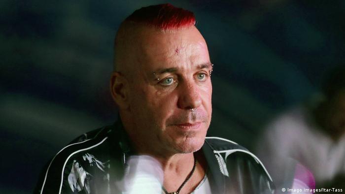 Till Lindemann, Rammstein