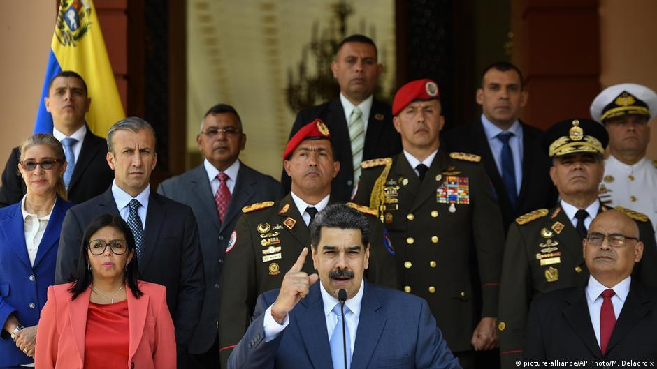 "Autorizan extradición a Estados Unidos de ""testaferro de Maduro""   DW   14.07.2020"