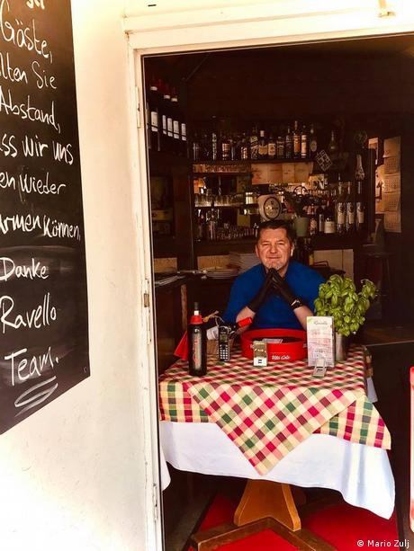 Deutschland Berlin | Coronavirus & Gastronomie aus Südosteuropa | Mario Zulj