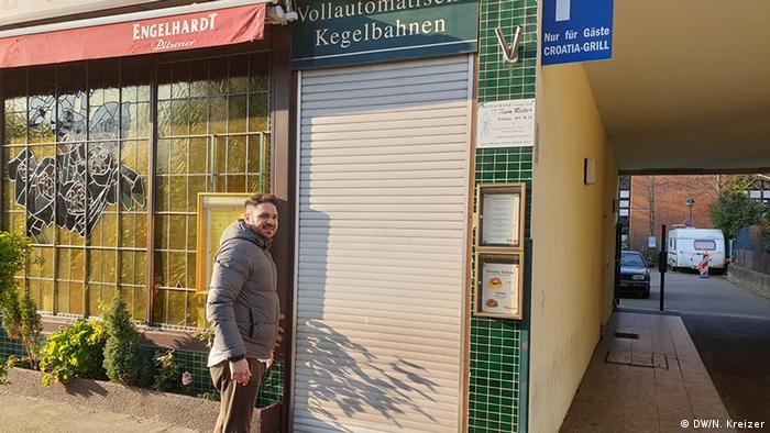 Deutschland Berlin | Coronavirus & Gastronomie aus Südosteuropa | Zum Ritter