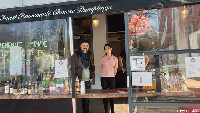 Deutschland Berlin | Coronavirus & Gastronomie aus Südosteuropa | Dumplings Bar