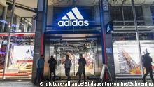 Deutschland Adidas Tauentzien Charlottenburg Berlin