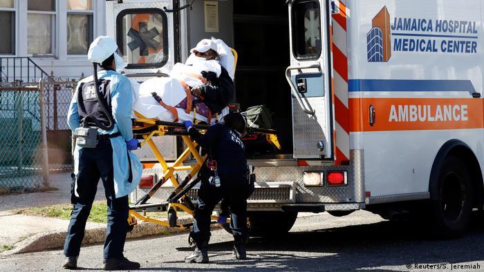 USA Corona-Pandemie   New York
