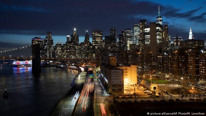USA Corona-Pandemie | New York