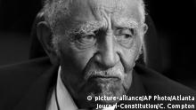 Der US-Bürgerrechtler Joseph Lowery (1921 - 2020) (Foto: picture-alliance/AP Photo/Atlanta Journal-Constitution/C. Compton)