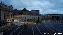Vatikan | Coronavirus | Papst Franziskus | Petersplatz | Urbi et Orbi