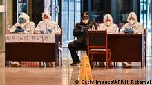 China | Coronavirus | Rückkehr zur Normalität