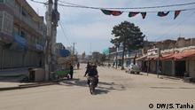 Afghanistan - Khalah Zau in der Provinz Badghis Quarantäne in Khalah Nau wegen Corona.