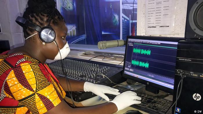 DW Korrespondentin Mirriam Kaliza in Malawi