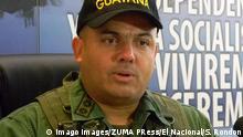 Venezuela General Cliver Alcala Cordones