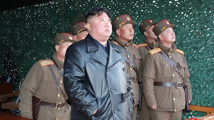 Nordkorea testet Rakete | Kim Jong Un