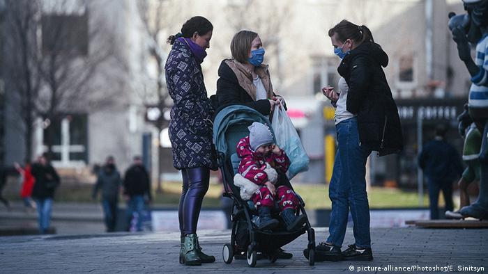 В России выявлены 500 новых случаев заражения коронавирусом