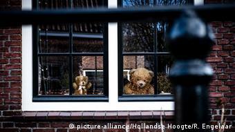 В Нидерландах действуют жесткие противоэпидемические мероприятия