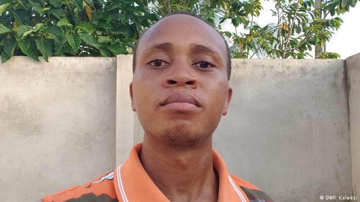 Isaac Kaledzi in Ghana
