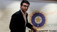 Indien Sourav Ganguly Vorsitzender BCCI