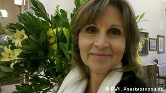 Irene Anastassopoulou (DW/I. Anastassopoulou)