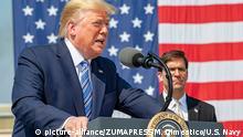 USA Corona-Pandemie | Präsident Trump