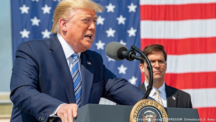Trump befürchtet 100.000 Corona-Tote in den USA