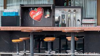 Άδειο μπαρ στο Ισγκλ της Αυστρίας