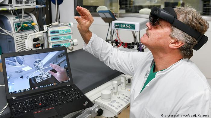 Кардиологическое отделение больницы Sana Klinikum Lichtenberg в Берлине