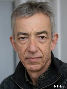 Emergency doctor Gerald Wellershoff