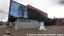 Exterior view of the Singer Museum in Laren, Netherlands