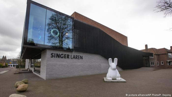 Exterior view of the Singer Museum in Laren, Netherlands