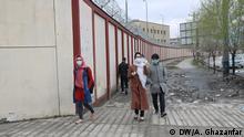 Afghanistan Kabul   Coronavirus   Ausgangsbeschränkungen