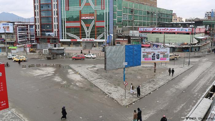 Afghanistan Kabul   Coronavirus   Ausgangsbeschränkungen (DW/A. Ghazanfar)