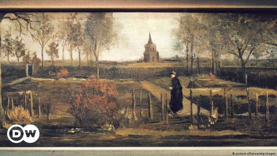 Dutch police arrest suspect in theft of Van Gogh, Hals paintings