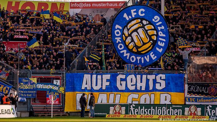 Deutschland Fußball Regionalliga | FC Energie Cottbus vs. 1. FC Lok Leipzig (picture-alliance/Fotostand/Weiland)