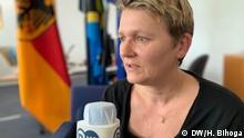 Tansania | Deutsche Botschafterin Regine Hess