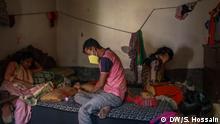 Bangladesch Dhaka | Coronavirus | Slum