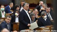 Ungarn Premierminister Viktor Orban