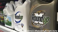 Monsanto Roundup Unkrautvernichter