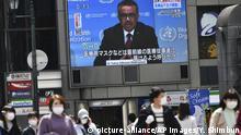 Coronavirus | Japan | Atemmaske