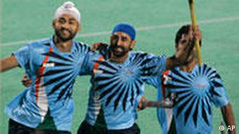 Hockey Team Indien