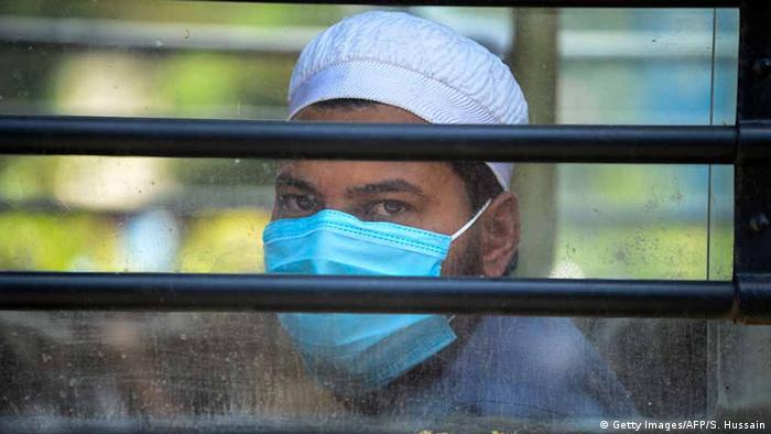 Coronavirus: Indian mosque event becomes infection hotspot