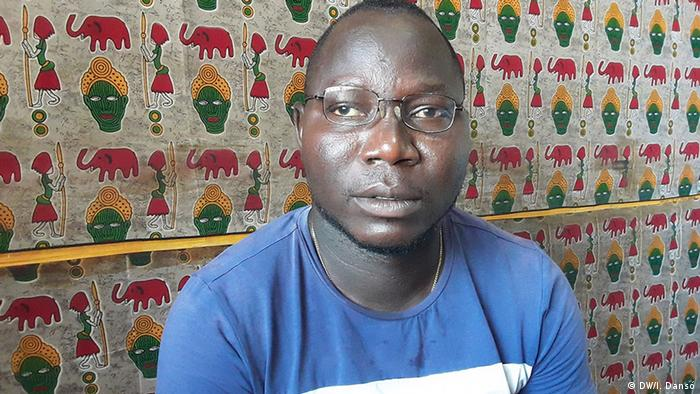 Guinea-Bissau journalist Serifo Tawel Camara was attacked by security forces