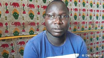 Guinea-Bissau Thema Pressezensur   Serifo Tawel Camará, Journalist